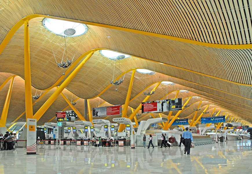 Madrid – Barajas Airport (MAD)