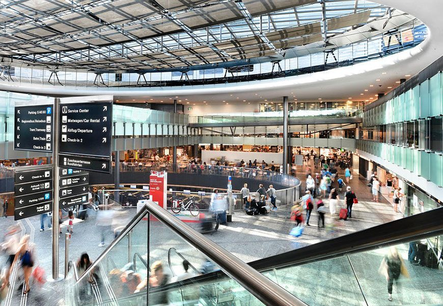 Cirih – International Airport (ZRH)